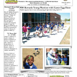 Warrior News - April 2013 | Volume 6, No. 7