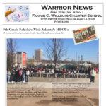 Warrior-News-April-2016 Vol 9-No.7