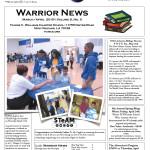 Warrior News-Mar:Apr 2015 | Volume 8, No.5