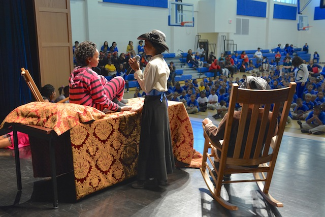 Annual Black History Program 2014
