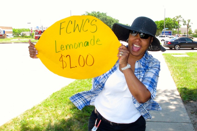 National Lemonade Day FCWCS Style
