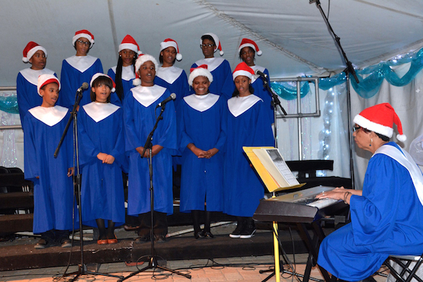 Voices of FCWCS Choir Performs