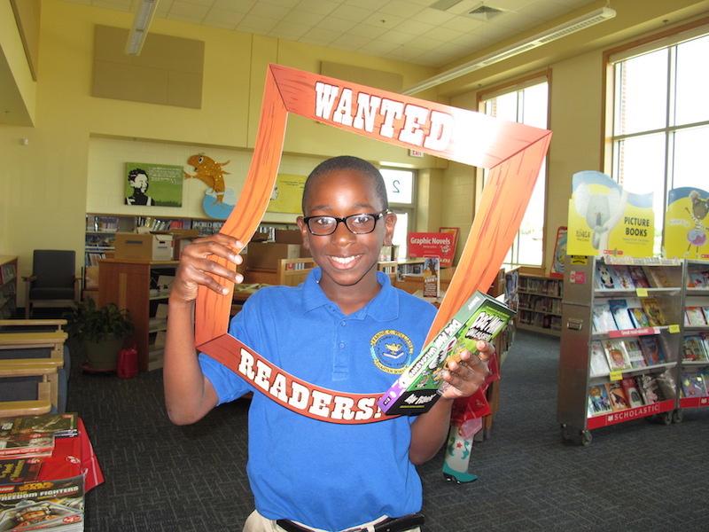 Annual Fall Scholastic Book Fair is a  Wild West Book Fair Saddle Up & Read