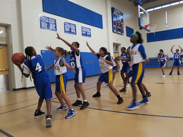 Our Most Popular Game–Basketball