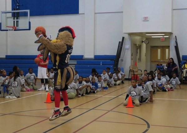 Pelicans Jr. Training Camp '18