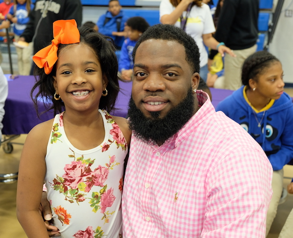 """Donuts with Dad '18  Seeking Dads to """"King Up"""""""