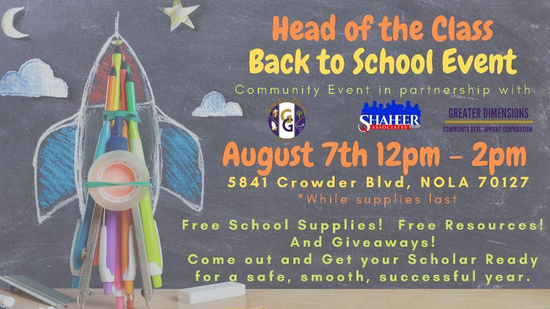 Greater Grace School Supply Giveaway @ Greater Grace
